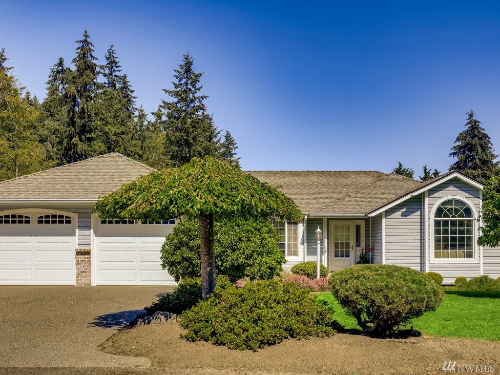 Meticulously cared for one owner rambler, less than 1 mile from historic downtown Steilacoom. This gem resides in a charming and well cared for cul-de-sac, on a large 1/4 acre lot. Entertain your guests on the large patio right off of the kitchen and play in the spacious, fenced and maturely landscaped yard. Perfect for pets! Gated RV parking, backyard shed for storage and all of your garden tools. Top rated schools, AC, wired generator, nearby parks and trails! Come and see this one!