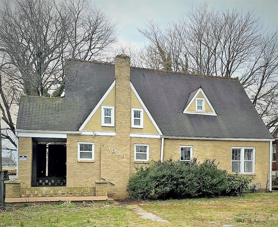"""Incredible fixer upper """"as you go along"""" opportunity on this classic East Nashville all brick home.. Home sold """"as is"""". Great hardwood floors. Has been a rental and everything has been operational.  Big rooms up and downstairs. Office downstairs and bonus room upstairs don't have closets but  can double as additional sleeping areas."""