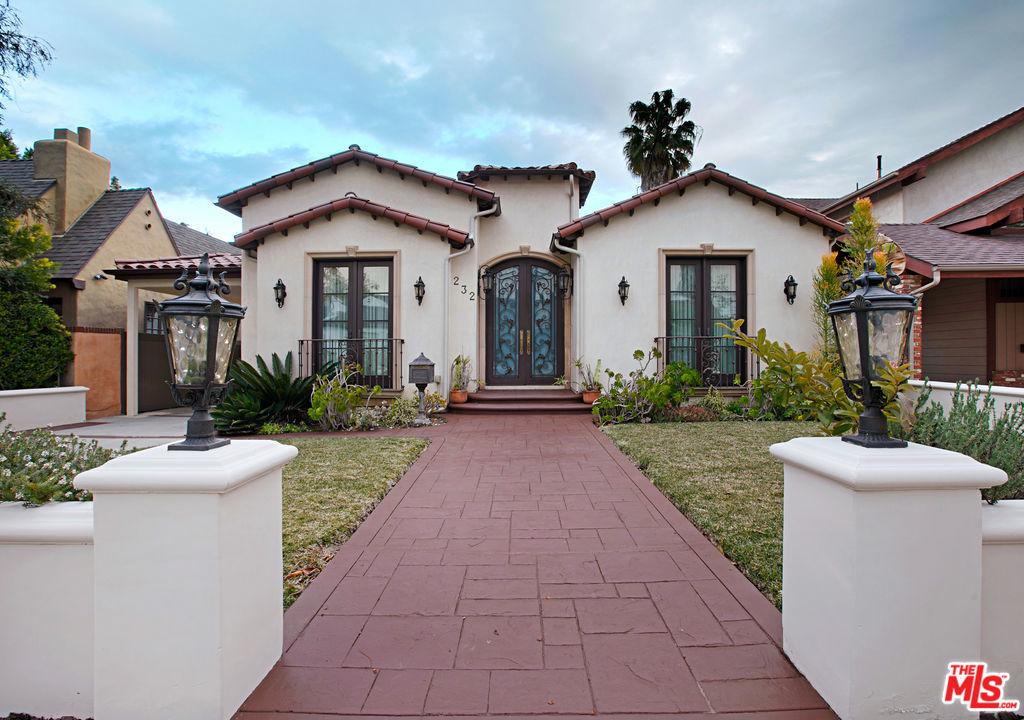 232 S WETHERLY Drive, Beverly Hills, CA 90211