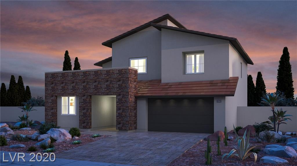 "New Home Summerlin Home in Stonebridge! This home includes our ""Everything's Included"" features such as GE kitchen appliances, 2"" faux wood blinds, Home Automation, USB outlets at kitchen & master, and much more!"