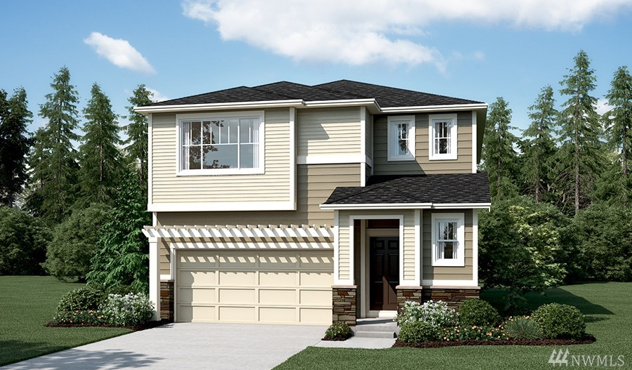 Richmond American presents the Lowell with walkout basement! Permitting in process! On the main floor, you'll find a great room, an open dining room & impressive kitchen w/ center island & upgraded gourmet features. You'll also appreciate a covered patio. Upstairs, enjoy a convenient laundry, a loft and 3 bedrooms, including an elegant master suite w/ immense walk-in closet & upgraded deluxe bath. Call for details on energy efficiencies & warranty programs!