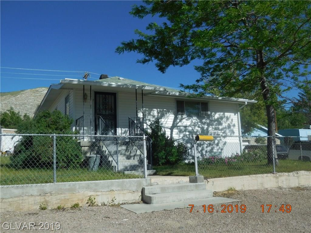 7 Second Street, Mc Gill, NV 89318