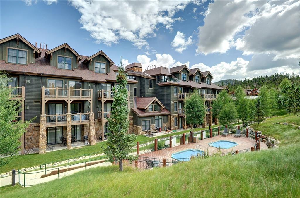 This charming two level condominium residence lives like a townhome, with south facing all day sunshine and incredible Ski Area views. Located north of Breckenridge in the sought after Highland Greens Lodge this property takes full advantage of its location with direct access to the Summit County bike path network, Breckenridge Golf Course/Nordic Center & private HOA shuttle access to Breckenridge for skiing, dining and shopping. Don't miss the private ski storage locker and common amenities.