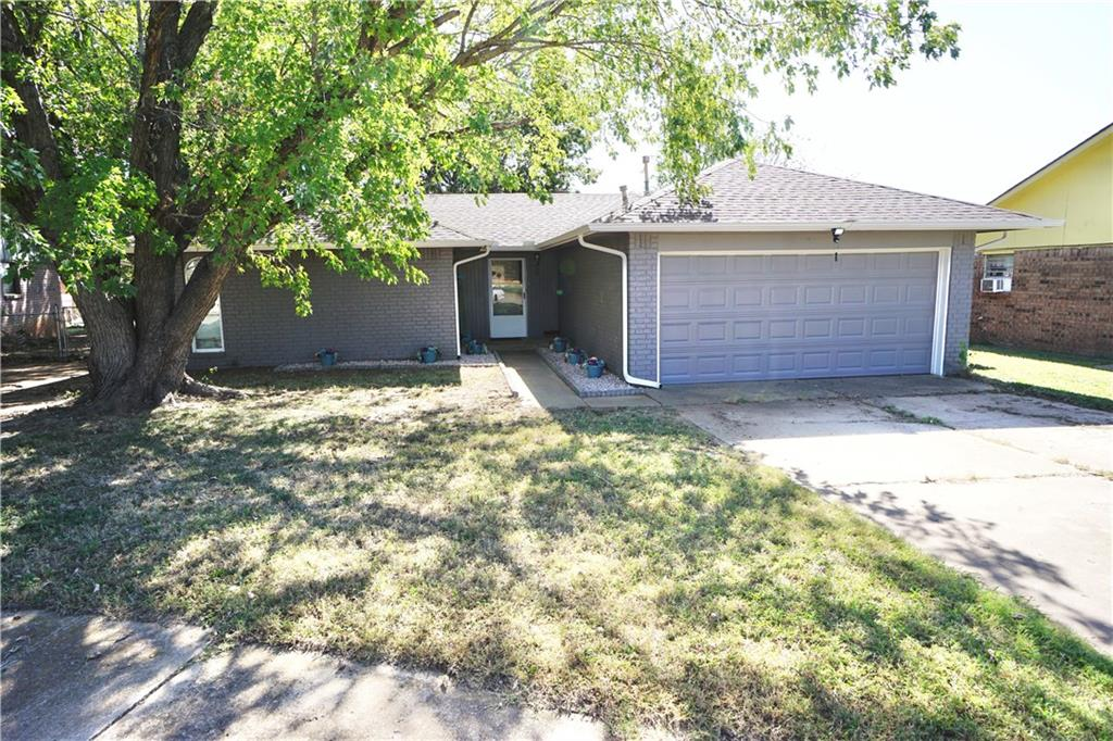 Welcome Home! This home is located near OU Campus, shopping, and dining! This home is move in ready to move in and looking for new owners! There is tons of updates to offer; updated flooring, bathroom, fresh pain, and granite counters in the kitchen! Call today and schedule your private showing!