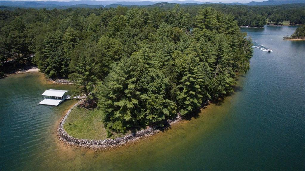 Waterfront Lots on Lake Keowee near Seneca SC