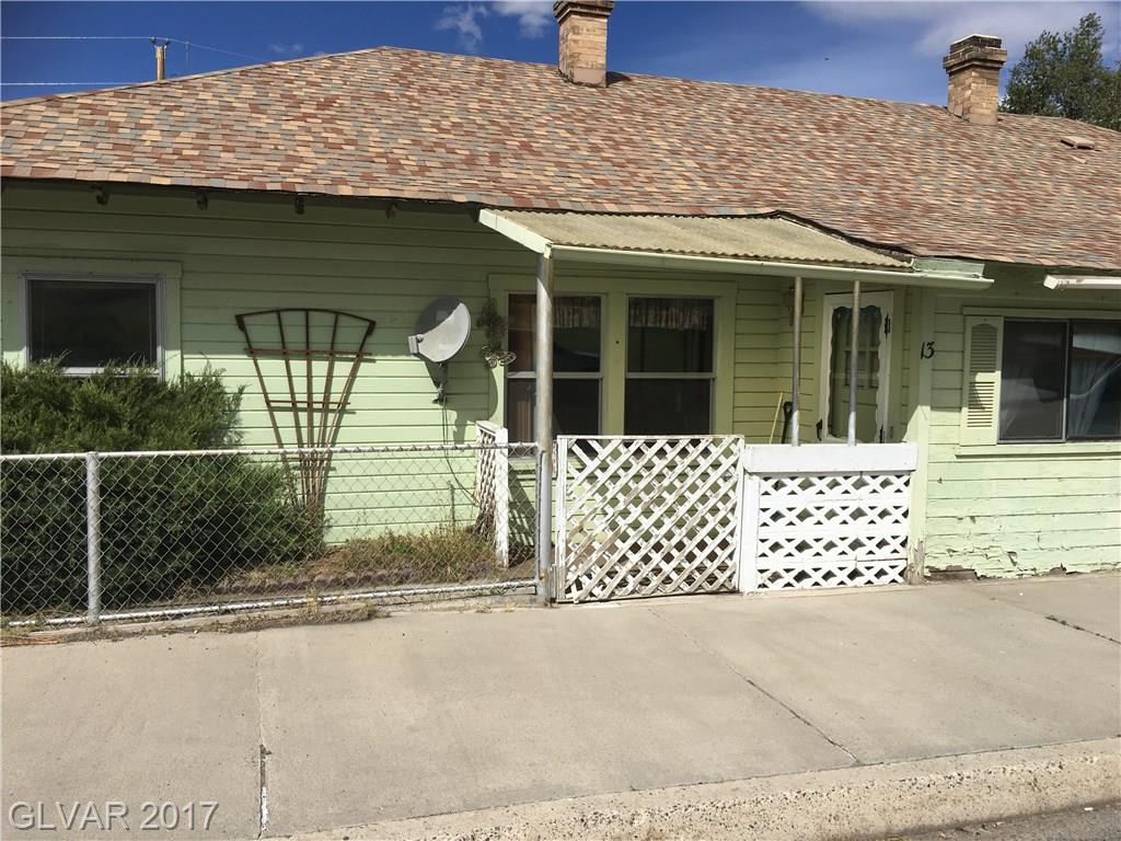 13 N Fourth Street, Mc Gill, NV 89318