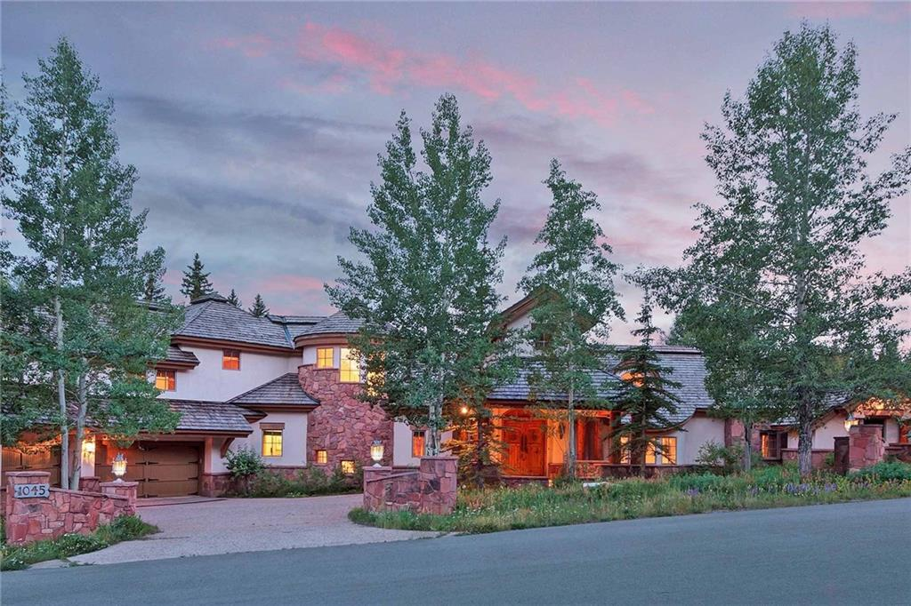 One of the most sought after ski in ski out locations for a single family home in Breckenridge.  Over 8000 sq.ft. with no expense spared when built.  Located next to wildlife open space with beaver ponds and plentiful wildlife and hiking trails when not skiing.  Over sized 4 car garage, heated patio decks and driveway.  Views of the ski area and mountains.  Walk to Main Street in the Summer or just catch the bus.  The best wine cellar in Breckenridge!
