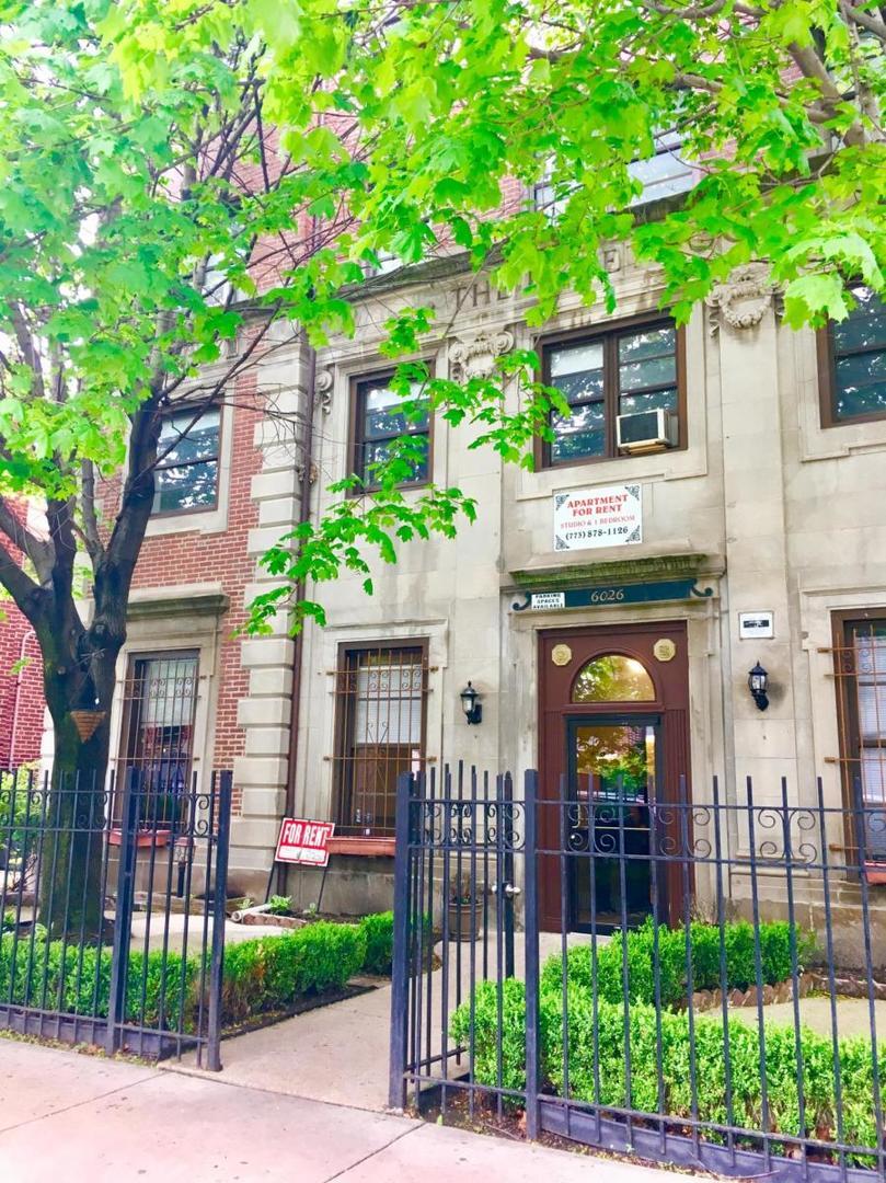 6026 Winthrop Avenue, Chicago, IL 60638