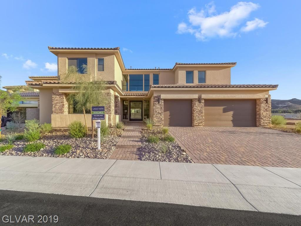 54 GARIBALDI Way, Henderson, NV 89011