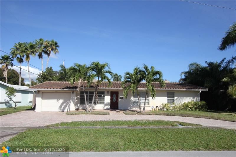 3/2 Single family pool home with HUGE Florida room located just 1.2 miles from Deerfield Beach. Property features include Paver driveway and pool area, free form pool, tile throughout living areas with wood floors in bedrooms.