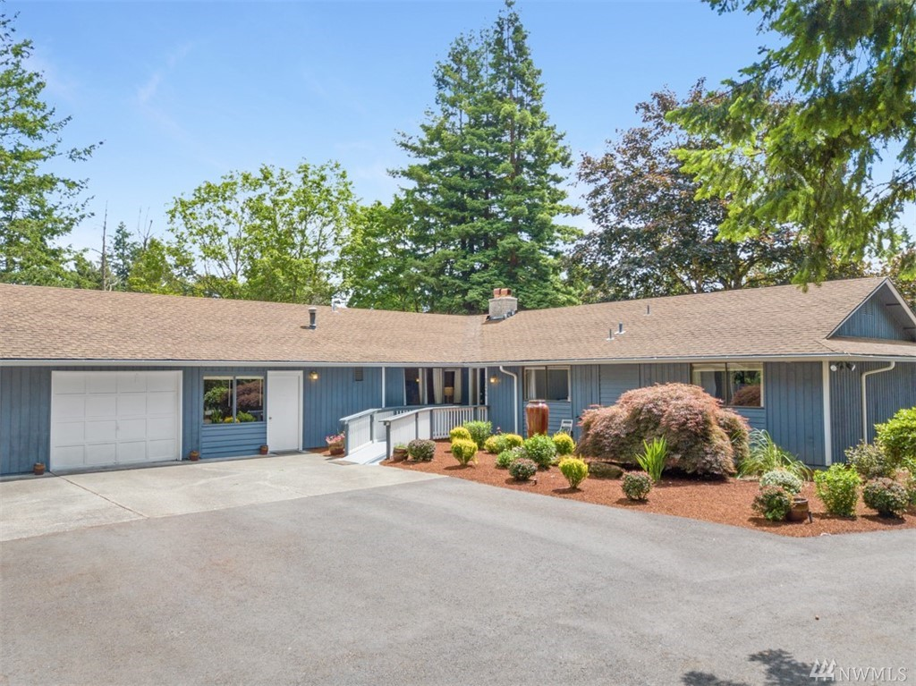 Impeccable Rambler perfect for Adult Family Home or your own personal oasis! Gorgeously remodeled with many handicap-accessible features throughout. Park-like grounds are amazing! 6 bedrooms, large/fully-fenced yard, great deck, and paved driveway with ample parking. Make an offer today!