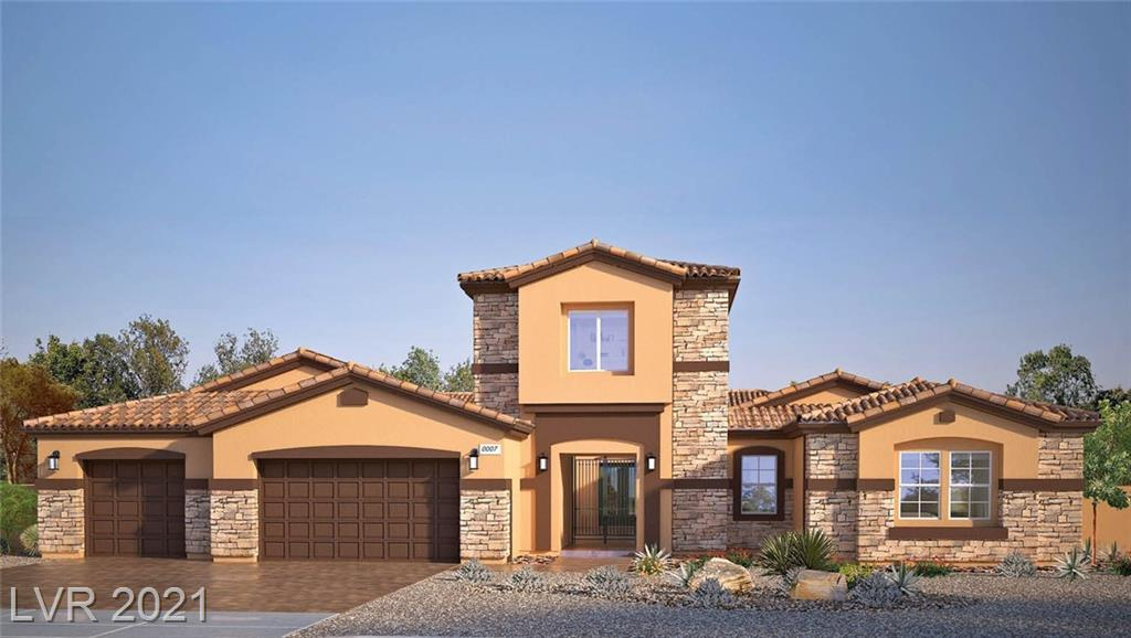 """BRAND NEW D.R. Horton Home backed by Fortune 500 Company! FINAL 1/2 ACRE GATED PRIVATE~This 6 Bd 5 Bth 3 Car Included feature home- Gated Paver Courtyard with Fireplace, Full Length rear covered Paver patio Large Primary suite, Double shower head, separate soaker tub, separate vanities. 2 bedrooms-3/4 baths Jack/Jill @2 bedrooms-One 3/4 bath for guests and 5th bed use as den or office. Personal style kitchen~Amazing Island Stainless Steel kitchen- built in 48"""" Refrigerator, 36"""" cooktop w/built-in oven under, microwave & wall oven, 42"""" Upper soft close Espresso cabinets with satin nickel pulls, Quartz counters/surrounds throughout. Moen faucets, prewire pendant lighting, surround sound at great room, CF throughout Laundry Sink and 36"""" upper/lower cabinets, tankless water heater, 400AMP panel, Smart Home features. Conduct your own investigation regarding current/future schools and boundaries. Pictures of like kind home Features WILL VARY."""