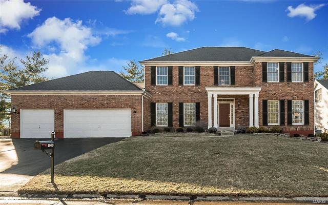 1609 Wilson Forest View Court, Chesterfield, MO 63005