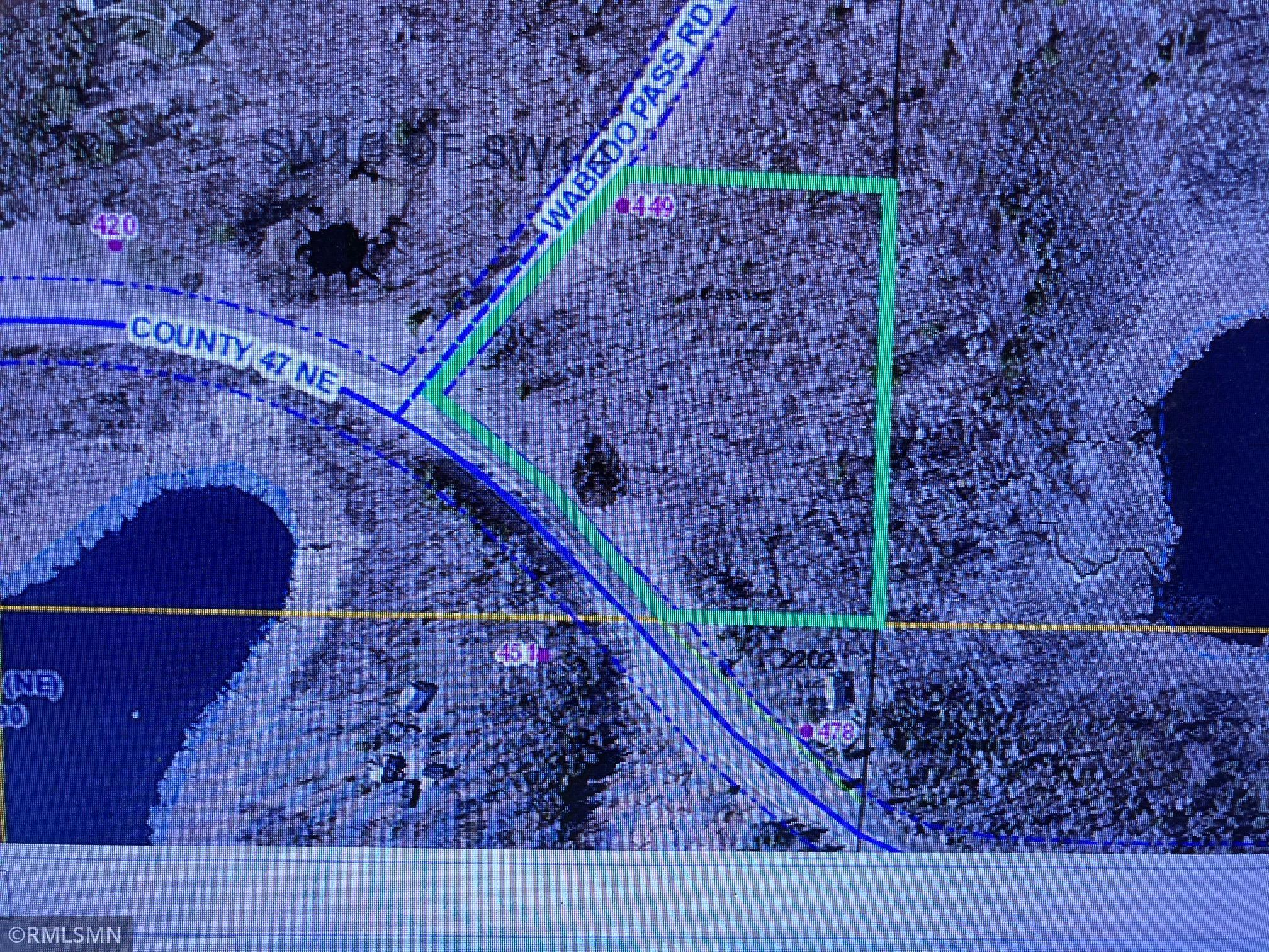 Here is your opportunity to own your part of Gods County, Beautiful trees adorn this property. Very close to Wabedo for world class fishing. Close to ATV and Snowmobile trails, Close to Public hunting too. Great place for your kids to build some life long memories.