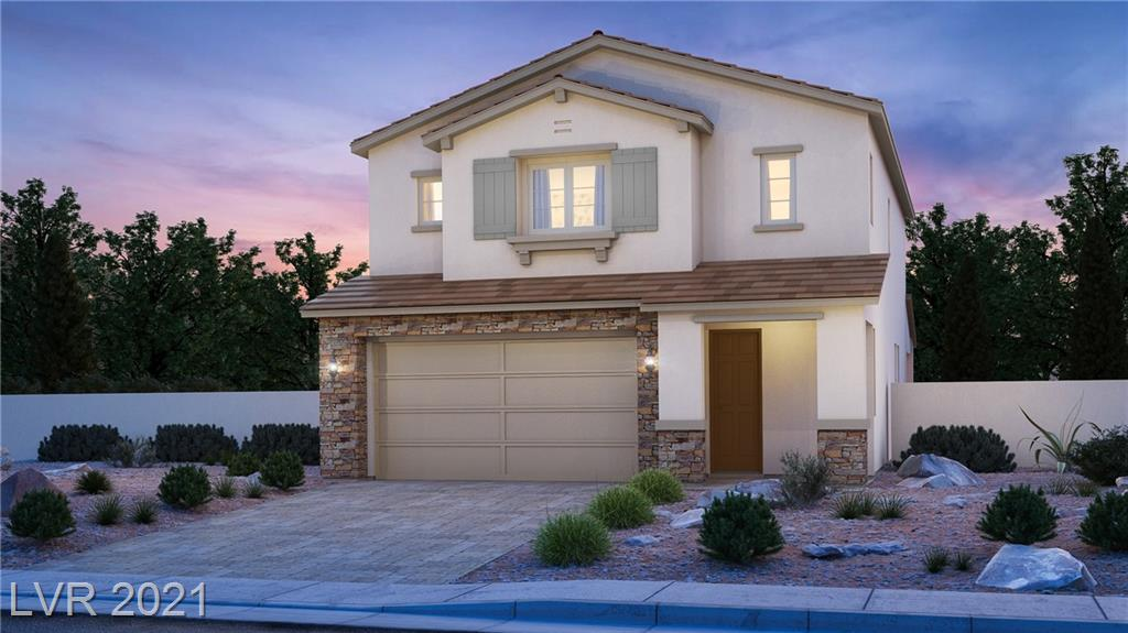 """New Home! This home includes our """"Everything's Included"""" features such as stainless steel kitchen appliances, 2"""" faux wood blinds, Home Automation, USB outlets at kitchen & master, and much more!"""