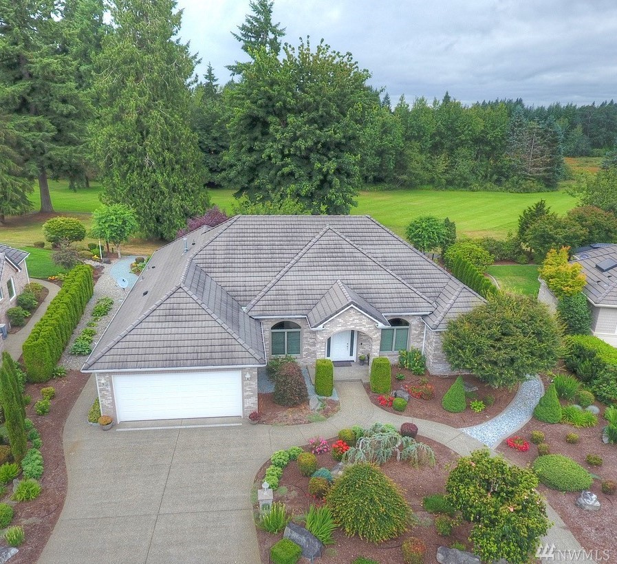 Golf Course Homes for Sale in Olympia WA | City Realty, Inc