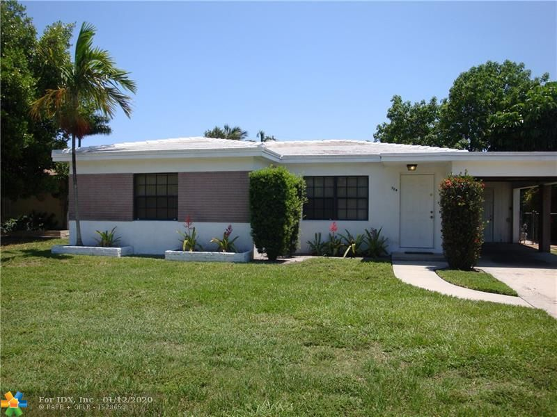 East Ft Lauderdale Location , east of I-95, close to courthouse, Las Olas, downtown area -  Investors delight - handyman special - home has great expansion possibilities  SHOWINGS BY APPOINTMENT ONLY - DO NOT DISTURB TENANT