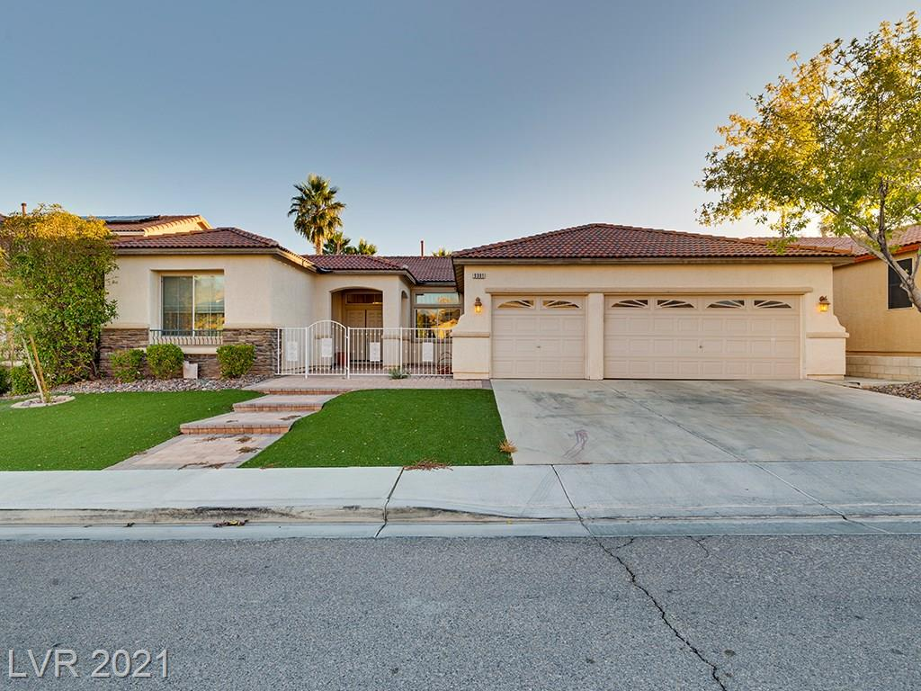 Lovely SS, low maintenance spacious and upgraded home; 3 car garage, travertine floors, steam shower, low maintenance front courtyard and rear yard.    Furniture for sale as well. Make an offer today! Close to shopping, restaurants, quick and easy 215 access.