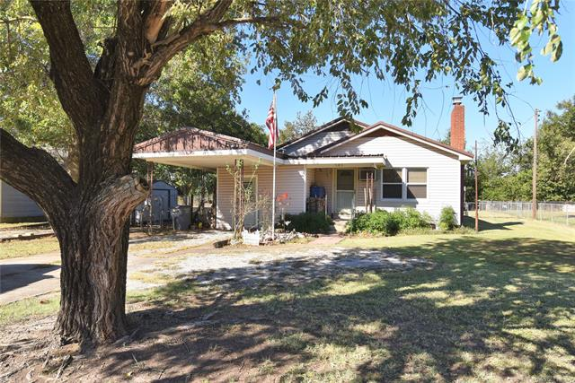 503 S Oklahoma Avenue, Haskell, OK 74436
