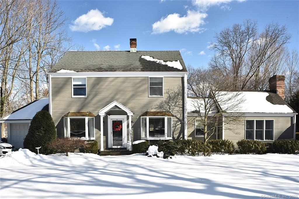 Classic New England charm at it's best! This meticulously maintained colonial is located  in the highly desired Fairfield Woods neighborhood. You will feel right at home with the easy flow of this home! The eat in kitchen is spacious with  white cabinetry, a traditional pantry, and a large open area to fit a fabulously large kitchen table!  Off the kitchen is the spacious family room with wood burning fireplace and vaulted ceilings. The formal living room  and formal dining room flow into one another, perfect for entertaining! A beautiful light filled Sun porch, designed to enhance the charm of this home,  overlooking the backyard, completes the first floor. Upstairs are 3 generously sized bedrooms.  The basement is partially finished offering plenty of additional living space.  You will find 2 room on this lower level. ! Enjoy summer days and evenings, on the large deck, overlooking the GUNITE INGROUND POOL AND SPA!. Location! Location! Location! Close to recreational activities, shoreline beaches, Lake Mohigan, shopping, restaurants, and more! Move right in! Easy commuting convenience to Route 95 and Rt 15.