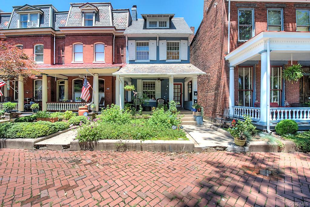 Unique opportunity in Church Hill overlooking the 30 acre Chimborazo Park and Historic Chimborazo Hospital and Medical Museum. This home is a legal Duplex and is rented with a 60 day Tenants right in place. This would be a great opportunity for an owner occupant to purchase the home, live in one of the units and continue to take in rent on the other. This allows you to purchase more than you originally thought. If you are looking to renovate this home back to its original single family status, the opportunities are endless. Recent values in the area would suggest a $800,000 plus value when renovation is completed.