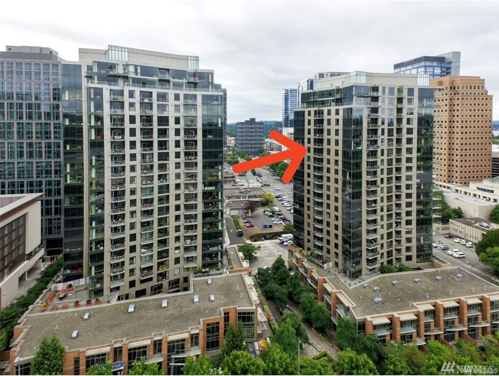 Dreamy WFH one bed + den at Wa Square! Sweeping Cascades, Spring District & Downtown Bellevue + blocks from East Link Rail. This grand & spacious home 1bed/Den 1.5bath home features a beautiful chef's kitchen w/high-end SS appliances, slab counters, gas cooking & fireplace. Palatial master bed w/marbled ensuite & CA closets. New carpeting, AC, roller shades & 2020 updated amenity 24/7 Doorman, spa+fitness entertaining Loft- steps to Bell Square, Amazon/Msft & new Dwntn & Meydenbauer Beach parks!