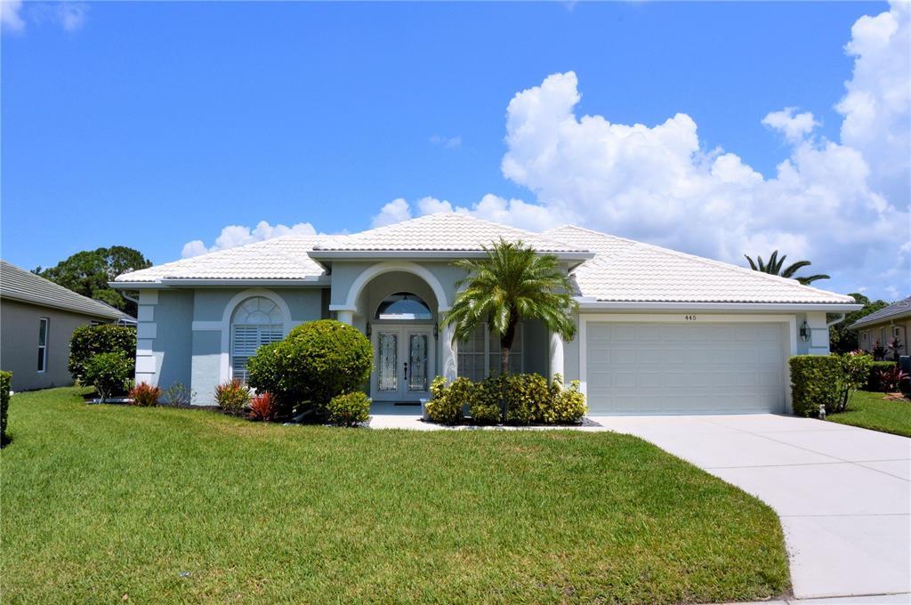 445 Fairway Isles Drive, Venice, FL 34285