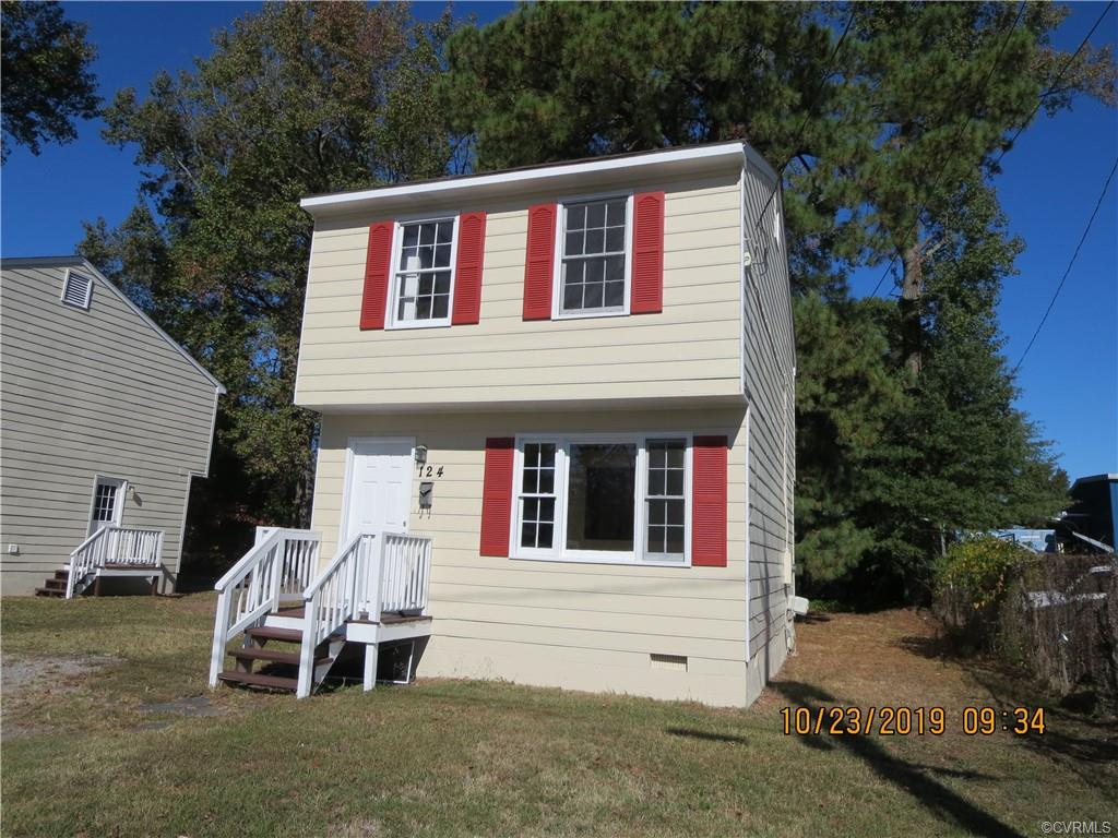 124 Bruce Avenue, Colonial Heights, VA 23834