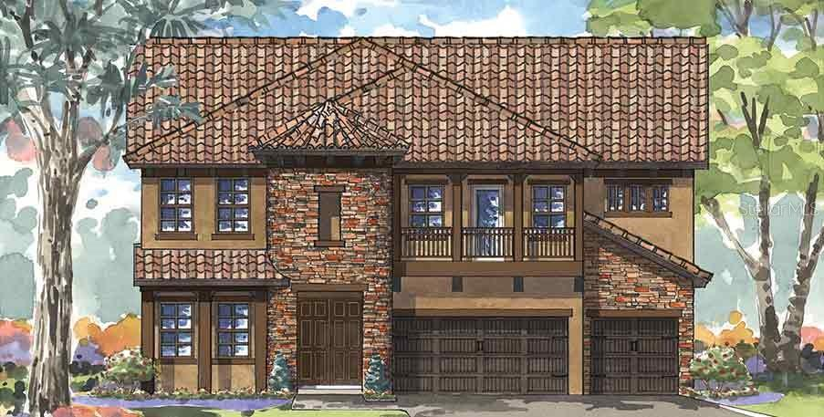 Under Construction. Contract Date   3/3/21 Listing Price amount for this Pending Sale includes Design and Structural Options Exterior image shown for illustrative purposes only and may differ from actual home.