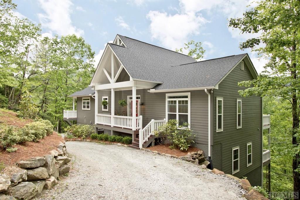 565 Chestnut Ridge Road, Highlands, NC 28741