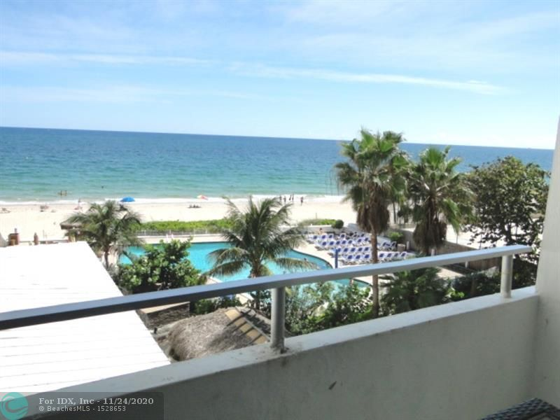 RENTAL INCOME PROPERTY:SPECTACULAR DIRECT OCEANFRONT VIEW FROM STUDIO ON THE BEACH! VIEW OF OCEAN, GARDEN & POOL. IMPACT WINDOWS IN ENTIRE BUILDING. CAN BE RENTED IMMEDIATELY AND AS OFTEN AS YOU LIKE & USED AS OFTEN AS YOU LIKE! AMENITIES: OCEANFRONT HEATED POOL NEXT TO TIKIBAR, CASA CALABRIA RESTAURANT, SPA/SALON, REAL ESTATE OFFICE, LOUNGE, COFFEESHOP. MAINTENANCE INCLUDES: WIFI,VALET PARKING, AC COOLANT, CABLE, HOT WATER. MOST OWNERS ARE INVESTORS. PLEASE SEE BROKER REMARKS.