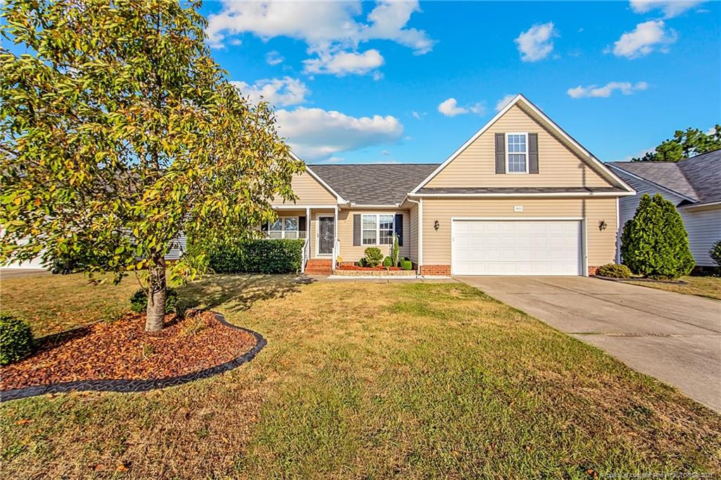 3023 Totley Drive, Fayetteville, NC 28306