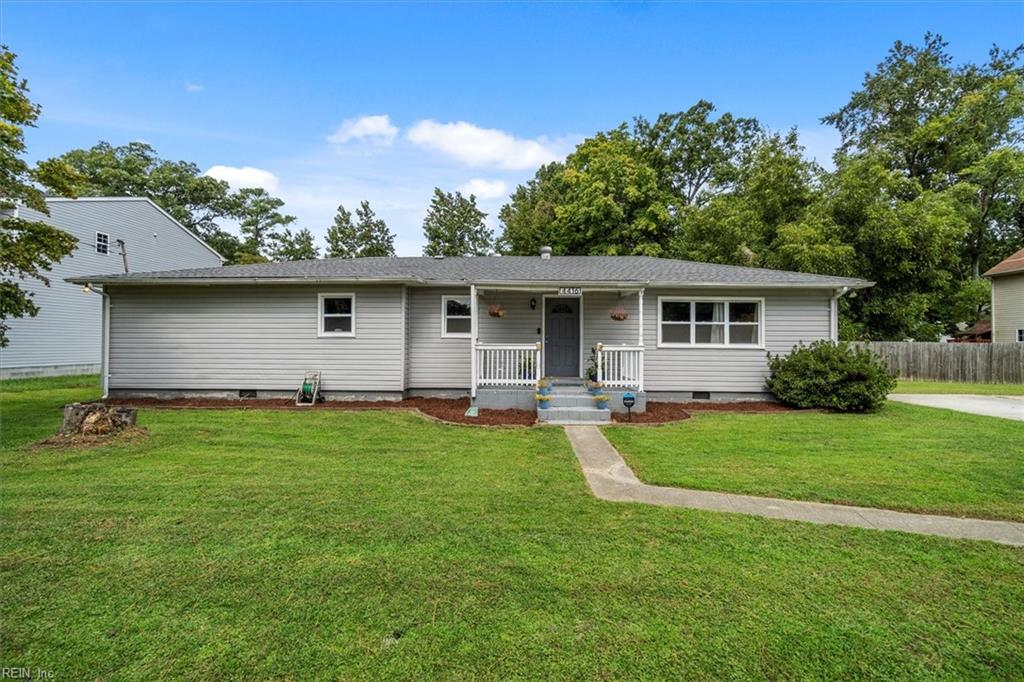 Spacious 4 Bedroom, 2 Bath Ranch! Beautifully updated kitchen with open floor plan... Huge backyard! Minutes from interstate access, and all major shopping and dining.
