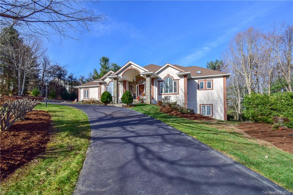 "COUNTRY ELEGANCE!  Bright and cheery ""Ken Wilkie"" custom home in sought after area, The ""Meadows"" section of the private country club community of Kenmure.  Located on 1+, mostly level, gorgeous private acres.  Large gourmet kitchen, breakfast bar, dinette area and double-door pantry.  Crown molding and high ceilings throughout. Stunning new floor to ""cathedral"" ceiling stone fireplace. Remodeled Master BR & bath to a spacious relaxing retreat with a walk-in closet.  New glassed 3-season room overlooks gorgeous private level back yard, bringing the beautiful outdoors ""in""  Lovely long-range winter views.  Lower level has 2 BRs, full bath; perfect for guests or living / game area.  Laundry / mudroom w/ add'l space.  600 sf garage.  1150 sf of storage and walk-in cedar closet.  NEW: A/C-2019, Furnace-2020, Generator-2020, Roof-2018, 3-season room-2019, all new custom plantation shutters, verticals & blinds, oak hardwood in Master BR and great room. Invisible fence in back; pet friendly."
