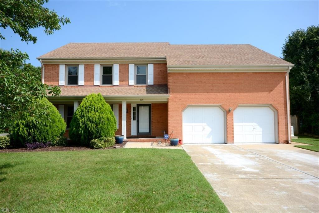 413 Brandon Way, Chesapeake, VA 23320