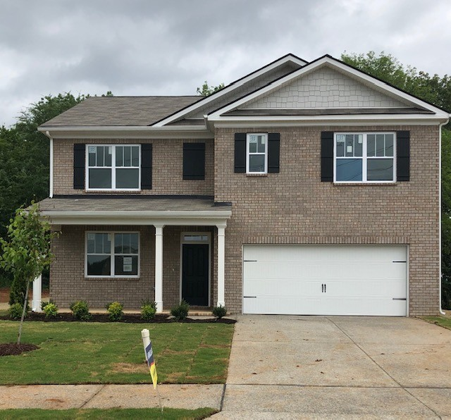 ALL BRICK COMMUNITY 5 BEDROOMS 3 BATHS 2 STORY   SMART HOME TECHNOLOGY      Popular Hayden Floor plan.      NOTE  APPOINTMENT ONLY SHOWINGS UNTIL FURTHER NOTICE CALL AGENT TO SCHEDULE