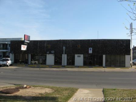 800 W Okmulgee Street, Muskogee, OK 74401