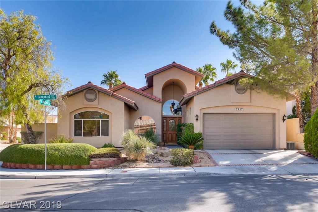 7917 LAKEPOINT Circle, Las Vegas, NV 89128