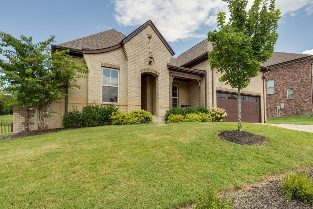 Enjoy summer in this turnkey home located in the sought after Canterbury Community in Williamson County! Owner's suite PLUS guest suite on main level. Incredible master ensuite has large soaking tub with walk thru shower, soaring ceilings, huge bonus room, beautiful floors throughout the downstairs. Relax on the screened in back porch and enjoy your resort-like backyard featuring a 22,000 gallon gunite pool with tanning deck & custom wood burning fireplace & pizza oven! Prof Pics coming 5/10/21.