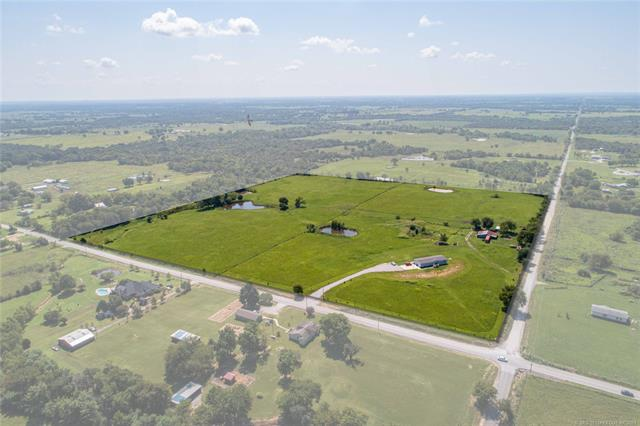 23213 W Skelly Road, Haskell, OK 74436
