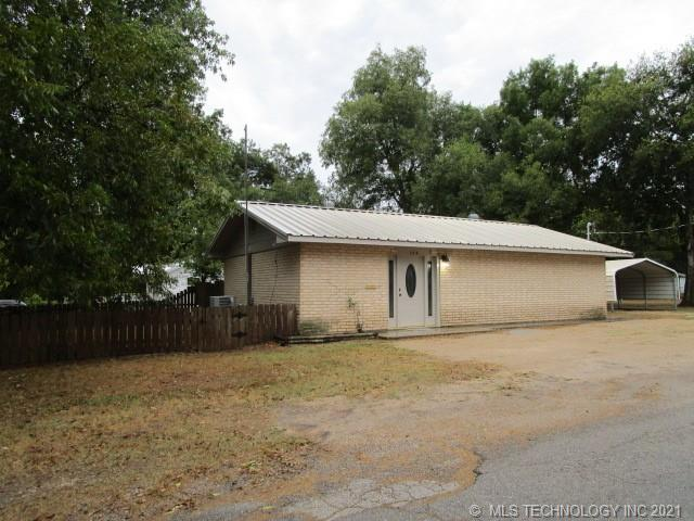 108 E Bird Street, Davis, OK 73030