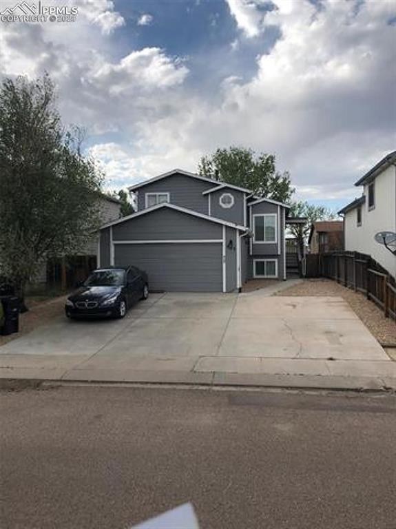 Great 3 bedroom home in Countryside, close to schools and just minutes from shopping.  Easy access to Fort Carson and 25.  Do not miss the two bonus rooms in the basement.  These can be used for an office or craft rooms.  Would also make a great exercise room.  Comes with all kitchen appliances .  Although there was not an issue with the waterlines, they were all replaced with new up to date lines in 2017.