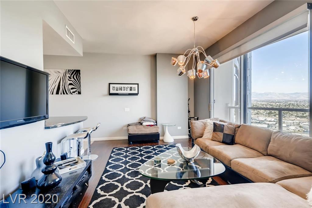 Stunning 31st floor unit with amazing views! Luxurious modern living at its best! Long-term tenant in place, lease ends 8/31/20, but tenant is open to signing an extension. A great investment opportunity! Or buy it now, collect rent for awhile and then use it for your own enjoyment! Floor-to-ceiling windows, big private balcony, granite countertops, and stainless steel appliances! Furniture is included! VIDEO WALK-THROUGH AVAILABLE UPON REQUEST!