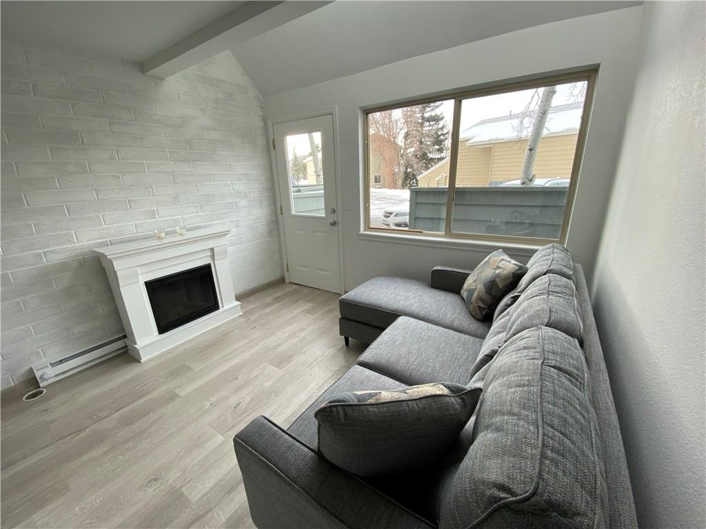 Nicely updated condo in a great location just steps from everything Silverthorne has to offer.  The Silverthorne Rec Center, Library, Rainbow Park, bus stop, and rec paths are right out your front door or enjoy your private patio and fenced back yard! Great for a full time resident or a weekend retreat get-away.