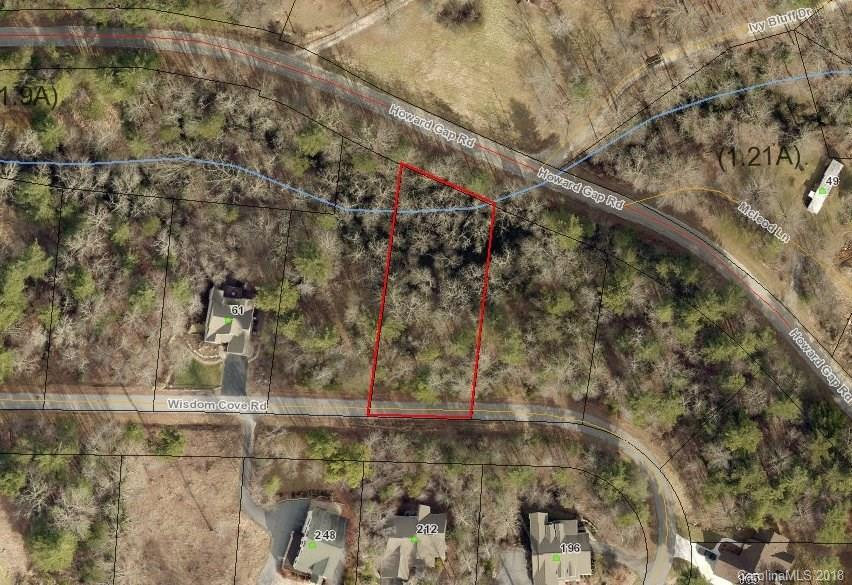 Beautiful .55 acre lot located in Solomons Cove. Natural setting with common area stream. City Water/Utilities available. Convenient location - Close to Downtown Historic Hendersonville.