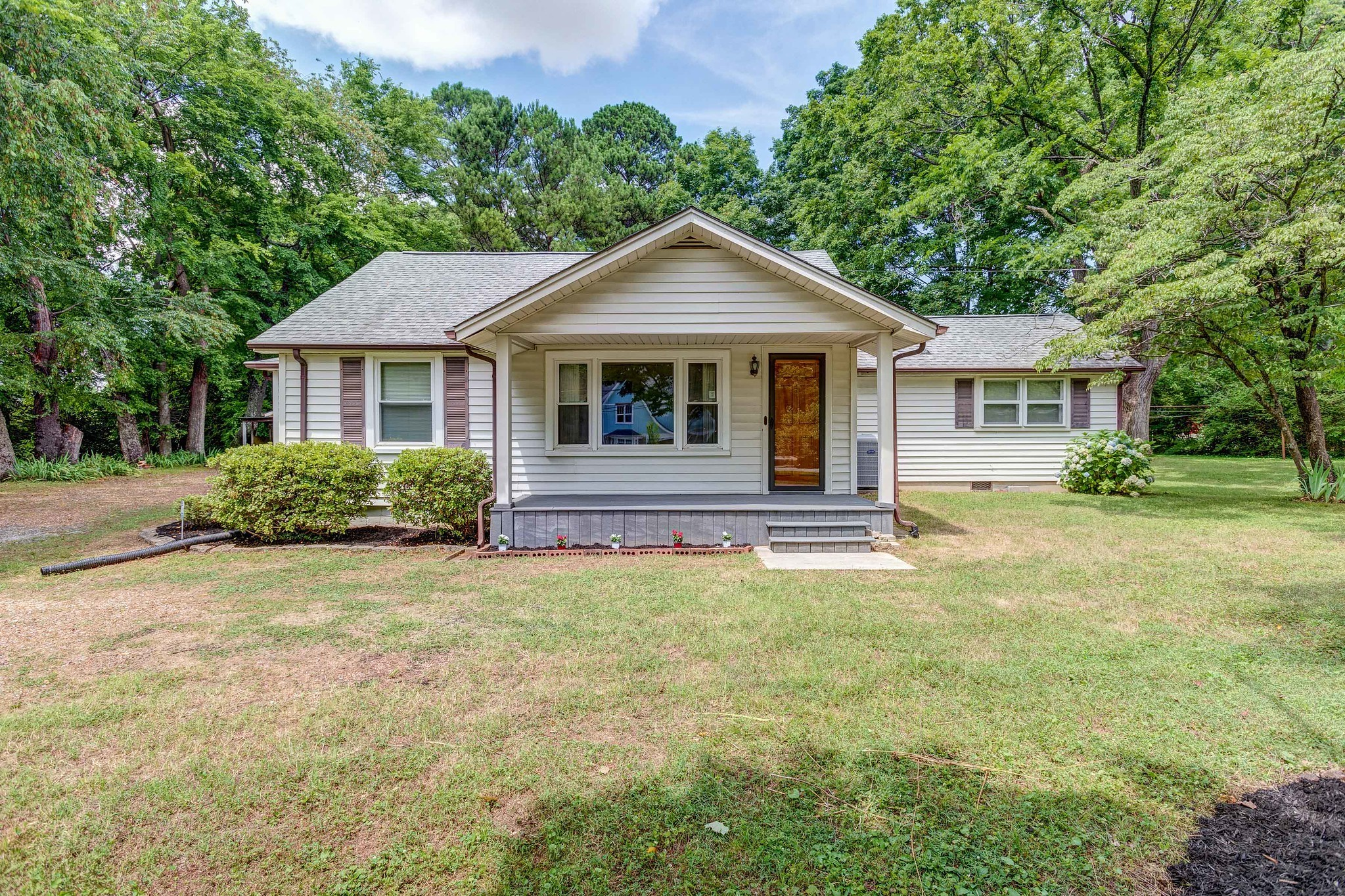 Location! Location! Location! Wonderful home on Large, beautiful, treed lot minutes to Everything Nashville! NO HOA. Could be great Airbnb. Surrounded by New Construction. Fabulous location, minutes to Downtown Nashville, Airport, Interstates, Shops, Dining and More! Live & Love, Hold & Lease or Build Now!