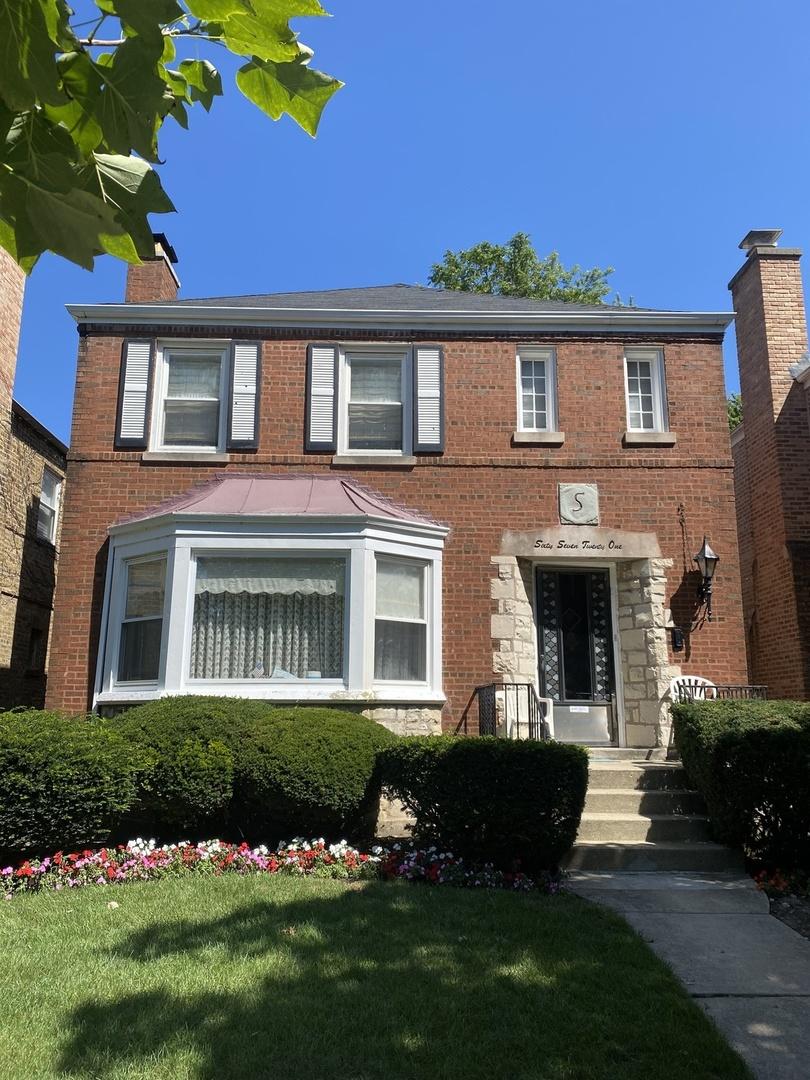 6721 N Mozart Street, Chicago, IL 60645