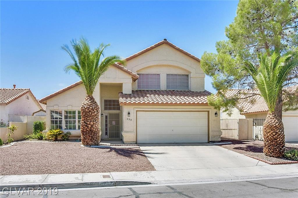 233 INDIAN TRAIL Court, Henderson, NV 89074