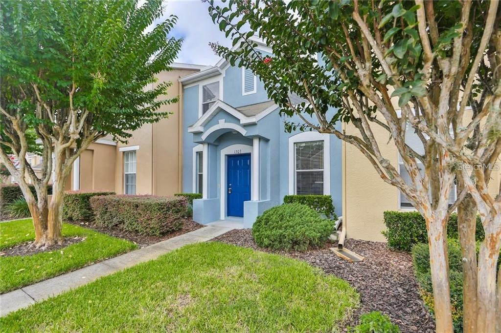 Located centrally in the WESLEY CHAPEL community of MEADOW POINTE, this 2-bedroom, 2.5 bathroom townhome is your ticket to an AFFORDABLE, sunny Florida life. Open the front door and you are greeted with FRESHLY PAINTED WALLS of subtle color highlighting the OPEN living room area. As you move through the home you will notice that the floor plan is ideal for ENTERTAINING with a flow that allows for ease of use between the kitchen, eating space, and living room. The kitchen showcases MODERN fixtures and TILE BACKSPLASH. SLIDING DOORS lead to the COVERED PATIO making those Florida evenings more enjoyable. This townhome offers two SPACIOUS bedrooms, each with its own FULL bathroom and WALK-IN CLOSET. There are CEILING FANS throughout the home, faux WOOD BLINDS, and ALL APPLIANCES, along with the WASHER and DRYER are included in the lease. Don't forget to take full advantage of the COMMUNITY POOL, FITNESS CENTER, TENNIS and BASKETBALL COURTS just a short walk away. Conveniently located to I-75 with easy access to the BEST Wesley Chapel has to offer including BRAND NEW restaurants, WIREGRASS MALL, and the TAMPA PREMIUM OUTLETS. Book your appointment now!
