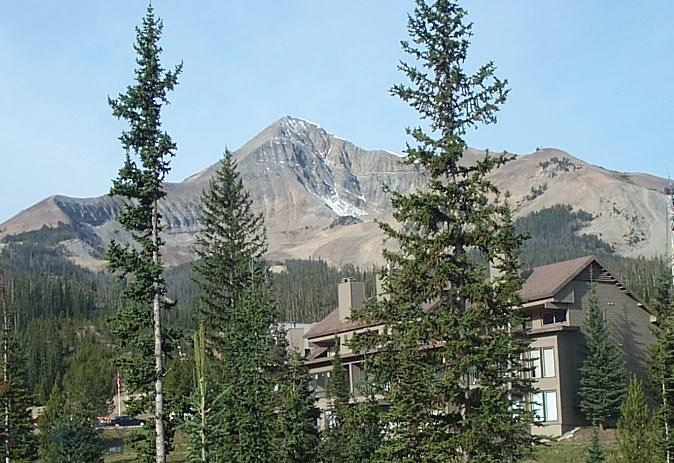 "Stillwater Condominiums have a premier location in Big Sky's Mountain Village with close proximity to the ski slopes, restaurants and entertainment for winter and summer. This 1 Bedroom, 1 Bath furnished condo is located on the ground floor in the upper portion of Building ""B"" and includes an outside storage locker.  Laundry facilities & private parking are at the building. Yellowstone National Park and many blue-ribbon fishing streams a short drive away."